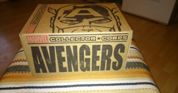[Abobox] Marvel Collectable Corps  Box –  The Avengers Age of Ultron Box