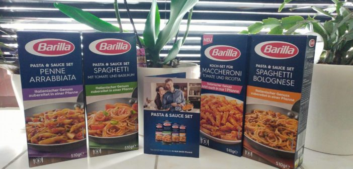 [Produkttest] Barilla Koch Set's im Test