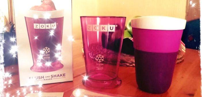 [Testbericht] Jähn Slush & Shake-Maker Zoku – Mach dir deine Slushe's und Shakes doch einfach selber