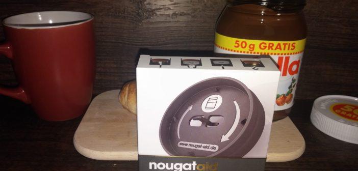 [Testbericht] Nougataid – Der Retter für den Frühstückstisch